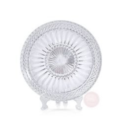clear plate hire