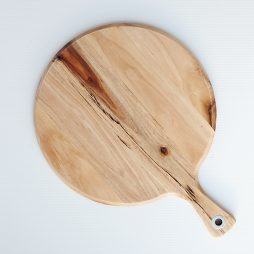 wood serving board hire