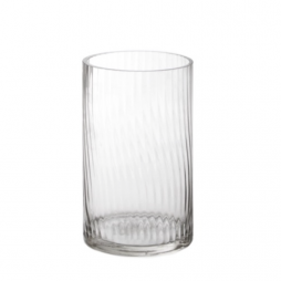 Clear vase hire