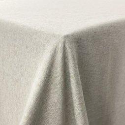 Oatmeal tablecloth hire