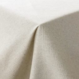 natural beige tablecloth hire