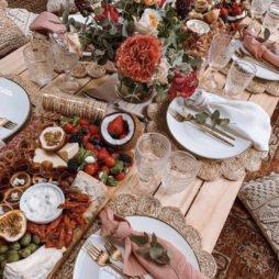 natural picnic