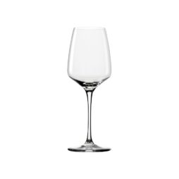 crystal white wine glass hire