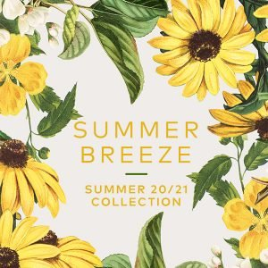 The Pretty Table Summer Breeze 2021 Collection