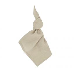 sand waffle cotton napkin hire