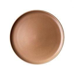 Hue Terracotta Dinner plate Hire