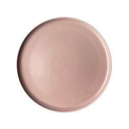 blush dinnerware hire